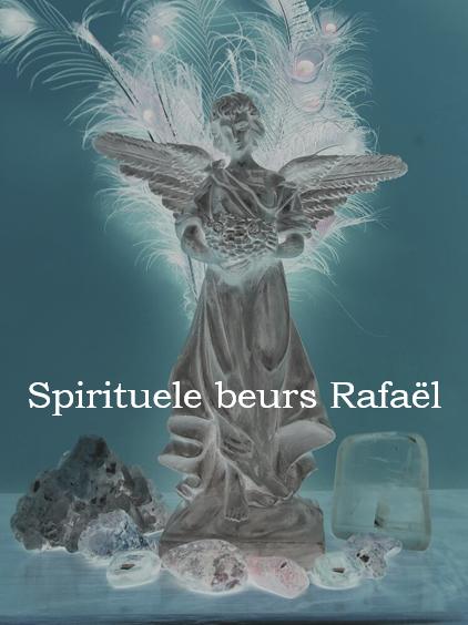 Spirituele beurs Rafaël