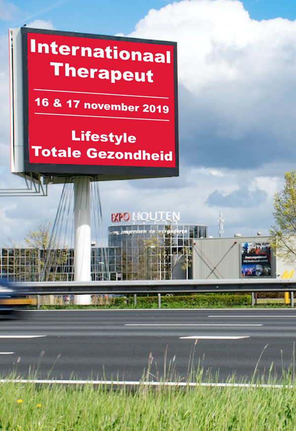 Beurs Internationaal Therapeut 2019