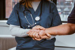 dokter-hand-gezondheid
