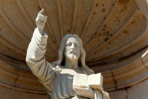 Jezus wijsvinger